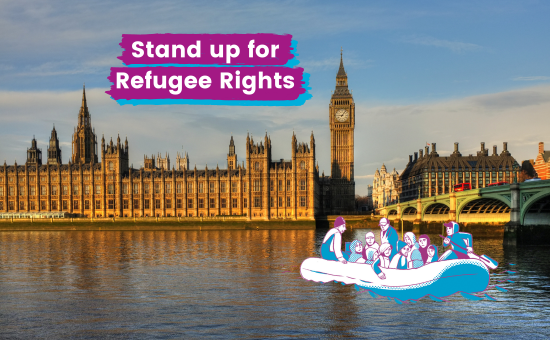 Refugees need protection in the UK - Houses of Parliament